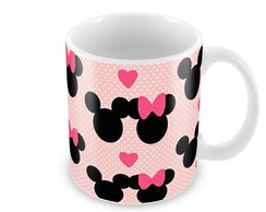 Caneca Mickey & Minnie Love