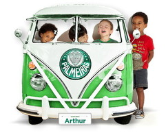 Perua Kombi Display Infant Personalizado