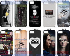Capinha capa celular 13 reasons why