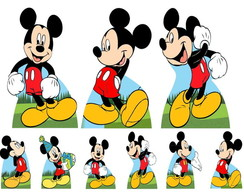 Kit Completo Totem Mickey Mouse