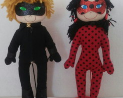 lady bug e chat noir