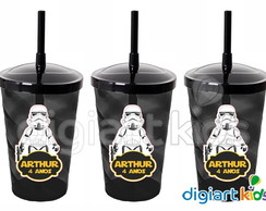 Copo Shake Twister - Star Wars