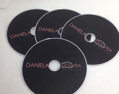 Cd/dvd personalizado