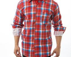 3ea9ce2301 ... Camisa Festa Junina Adulto Caipira