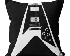 Almofada PillowShow Guitarra Flying V