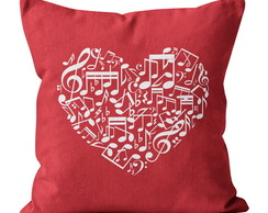 Almofada PillowShow Love & Music LOV007