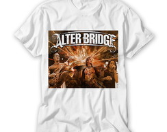 Camiseta Banda de Rock -Alter Bridge