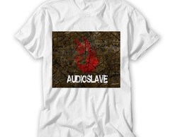 Camiseta Banda de Rock - AudioSlave