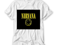 Camiseta Banda de Rock - Nirvana