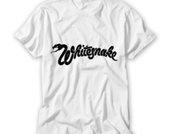 Camiseta Banda de Rock - Whitesnake