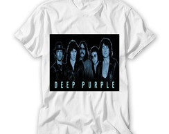 Camiseta Banda de Rock - Deep Purple