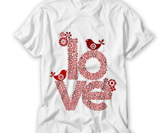 Camiseta Feminina All You Need is Love