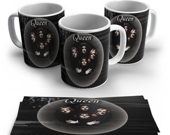Caneca Rock - Queen