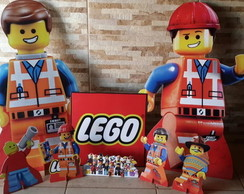 kit Lego display mdf