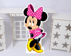 Display de Chão Minnie Rosa
