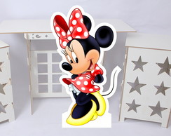 Display de Chão Minnie Vermelha
