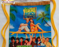 Mochila de tecido TEEN BEACH MOVIE