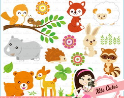Kit Digital Animais 13