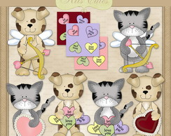 Kit Digital Animais 29