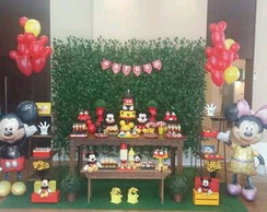 Mesa Decorada Mickey Locaçao