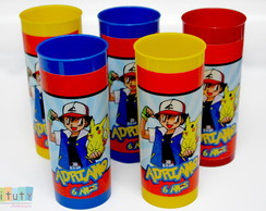 Copo Long Drink - Pokemon