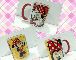 Caneca colorida Disney Minnie
