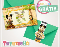 Festa Mickey safari