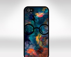 Capa para Celular Harry Potter Aquarela