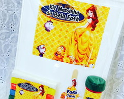 Kit massinha personalizado