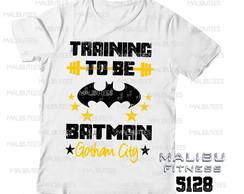 Camiseta Masculina Academia Batman  c6b08382df0