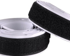 10mts Velcro DUPLA FACE 2 LADOS X 25MM