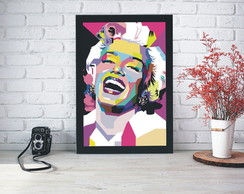 Quadro Marilyn Monroe Pop Art