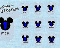 Body mesversario mickey 4