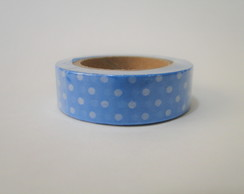 Washi Tape - Fita Adesiva de Papel