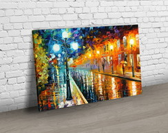 Quadro Decorativo Abstrato Afremov T79