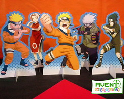 Kit de Display Naruto