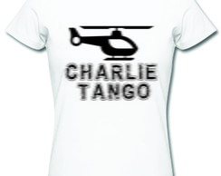 Baby Look 50 Tons Charlie Tango 100% Alg
