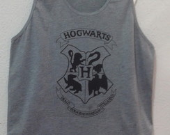 camiseta Unissex Hogwarts - Harry Potter
