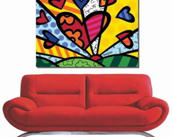 Quadro Romero de Britto - A New Day