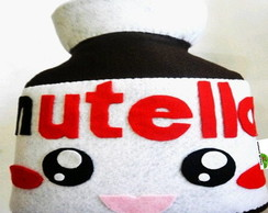 Food doll plush