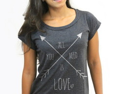 Camisa All you need is Love