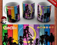 caneca sailor moon