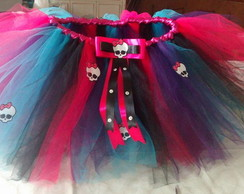 Saia tutu Monster High