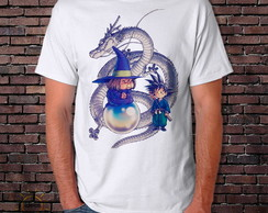 Camiseta Dragon Ball - Goku