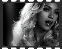 Quadro Decorativo de Cinema Beyonce