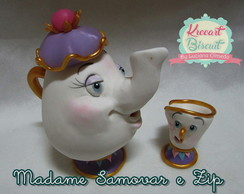 Madame Samovar e Zip