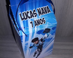 Caixa Milk do Max Steel