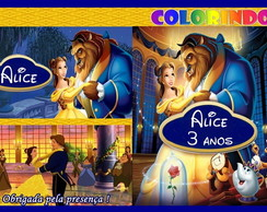 Kit de colorir