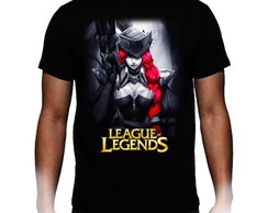 CAMISETA LEAGUE OF LEGENDS