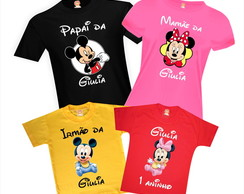 Kit Festa Minnie e Mickey Baby